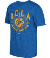 Men's adidas UCLA Bruins College Traditional Tri-Blend T-Shirt