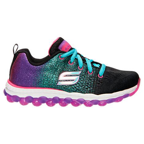 Girls' Preschool Skechers Skech-Air Ultra - Glitterbeam Running Shoes