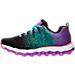 Left view of Girls' Preschool Skechers Skech-Air Ultra - Glitterbeam Running Shoes in BMT