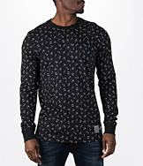 Men's Air Jordan Retro 5 Long Sleeve T-Shirt