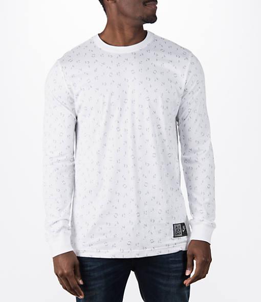 Men's Air Jordan Retro 5 Long-Sleeve T-Shirt