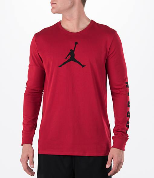 Men's Air Jordan Flight 23 Long-Sleeve T-Shirt