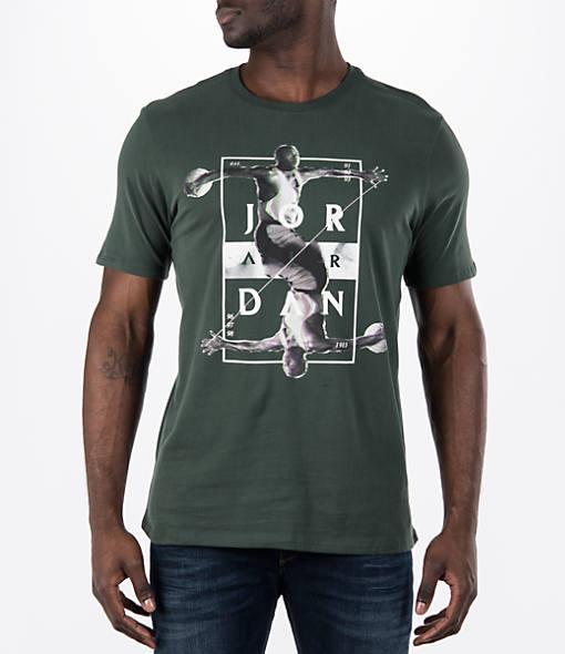 Men's Air Jordan Dynamic T-Shirt