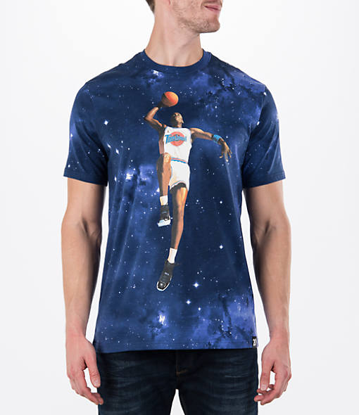 Men's Air Jordan 11 Galaxy T-Shirt