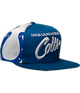 New Era Indianapolis Colts NFL Side Smack Snapback Hat