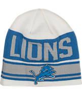 New Era Detroit Lions NFL Snow Top Knit Hat