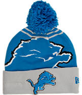 New Era Detroit Lions NFL Logo Whiz Knit Hat