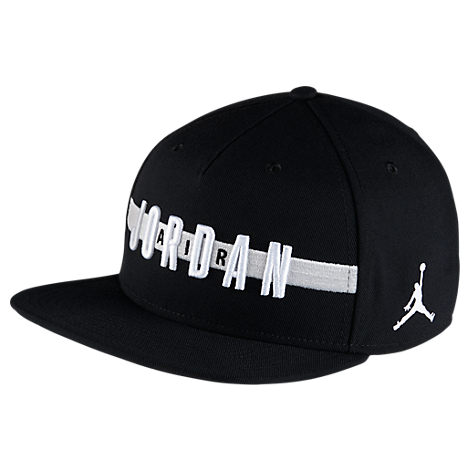 Jordan Air Stripe Snapback Hat