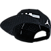 Alternate view of Jordan Air Stripe Snapback Hat in Black/White