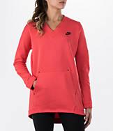 Women's Nike Sportswear Tech Fleece V-Neck Sweatshirt