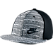 Front view of Nike Tech Pack True Hat in 010