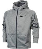 Boys' Nike Therma Training Full-Zip Hoodie