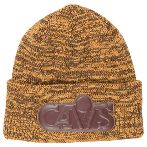New Era Cleveland Cavaliers NBA Tonal Trick Knit Hat