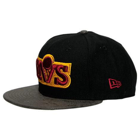 New Era Cleveland Cavaliers NBA Rustic Vize Snapback Hat