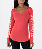 Women's Nike JDI Long-Sleeve T-Shirt