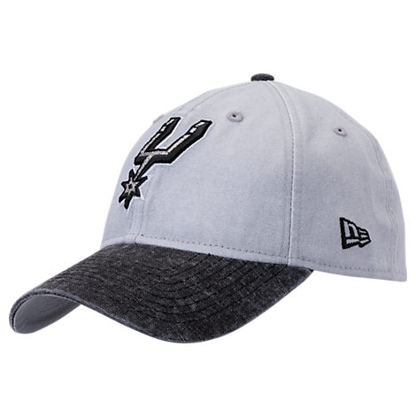 New Era San Antonio Spurs NBA Rugged Canvas Adjustable Hat