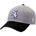 Front view of New Era Chicago White Sox MLB Classic 2 Tone Adjustable Hat in Team Colors