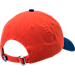 Back view of New Era New York Mets MLB Classic 2 Tone Adjustable Hat in Team Colors