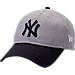 Front view of New Era New York Yankees MLB Classic 2 Tone Adjustable Hat in Team Colors