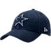 Front view of New Era Dallas Cowboys NFL Core Classic 9TWENTY Adjustable Hat in Team Colors