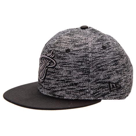 New Era Miami Heat NBA Terry Fresh Snapback Hat