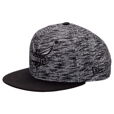 New Era Charlotte Hornets NBA Terry Fresh Snapback Hat