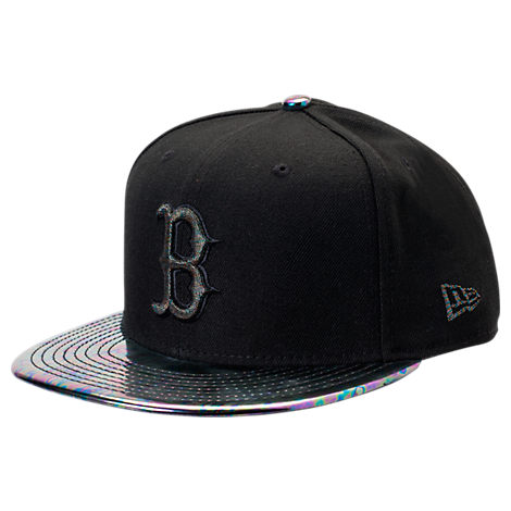 New Era Boston Red Sox MLB Twist Trick Snapback Hat