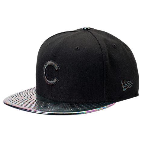 New Era Chicago Cubs MLB Twist Trick Snapback Hat