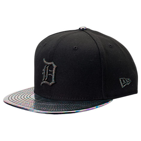 New Era Detroit Tigers MLB Twist Trick Snapback Hat