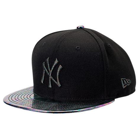 New Era New York Yankees MLB Twist Trick Snapback Hat