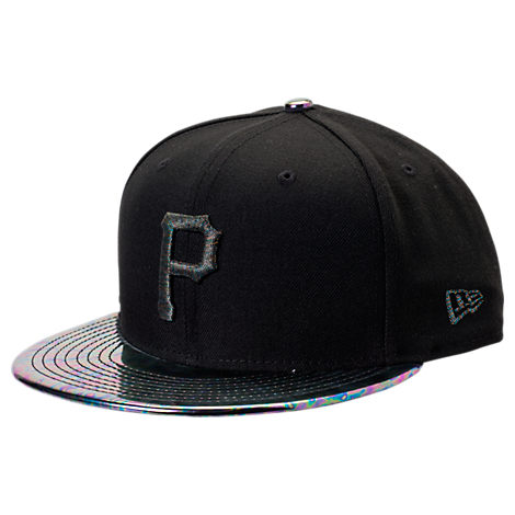 New Era Pittsburgh Pirates MLB Twist Trick Snapback Hat