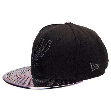 New Era San Antonio Spurs NBA Trick Slick Snapback Hat