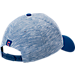 Back view of New Era Chicago Cubs MLB Terry Fresh 9FIFTY Adjustable Snapback Hat in Team Colors