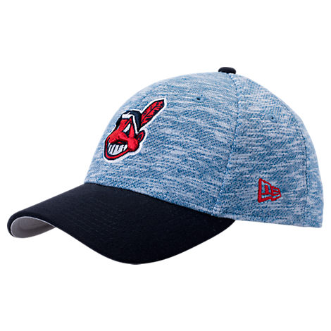 New Era Cleveland Indians MLB Terry Fresh 9FIFTY Adjustable Snapback Hat