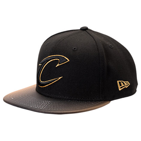 New Era Cleveland Cavaliers NBA Shimmer Fade Snapback Hat