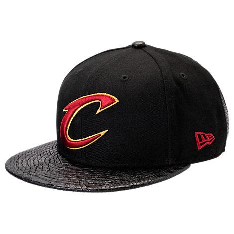 New Era Cleveland Cavaliers NBA Pebble Adjustable Back Hat