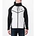 Men's Nike Tech Fleece Windrunner Full-Zip Hoodie Product Image