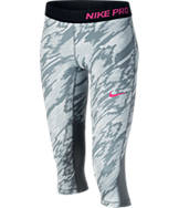 Girls' Nike Pro Cool Training Capris