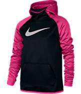 Girls' Nike Therma Training Hoodie