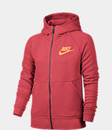 Girls' Nike Sportswear Modern Full-Zip Hoodie
