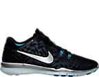 Women's Nike Free 5.0 TR Fit 5 Metallic Training Shoes