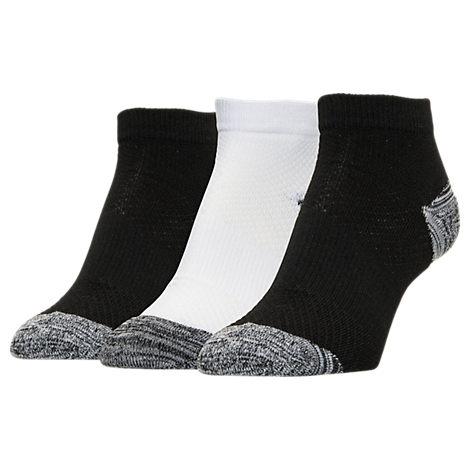 Women's Finish Line Performance 3-Pack Low-Cut Quarter Socks