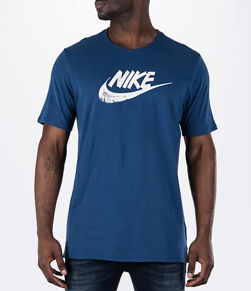 Men's Nike Rostarr Drop Hem T-Shirt