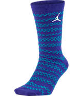Men's Air Jordan Retro 10 City Pack Crew Socks