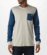 Men's Nike Shoebox Long-Sleeve Pocket T-Shirt