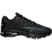 Right view of Men's Nike Air Max Excellerate 4 Running Shoes in Black/Anthracite/Black