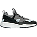 Right view of Men's Nike Air Huarache Utility Running Shoes in