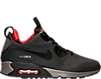 Men's Nike Air Max 90 Mid Winter Print Running Shoes