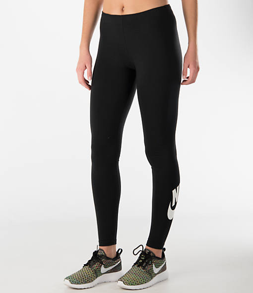 Women's Nike Leg-A-See Logo Leggings