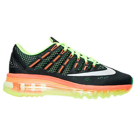 Boys' Grade School Nike Air Max 2016 Running Shoes